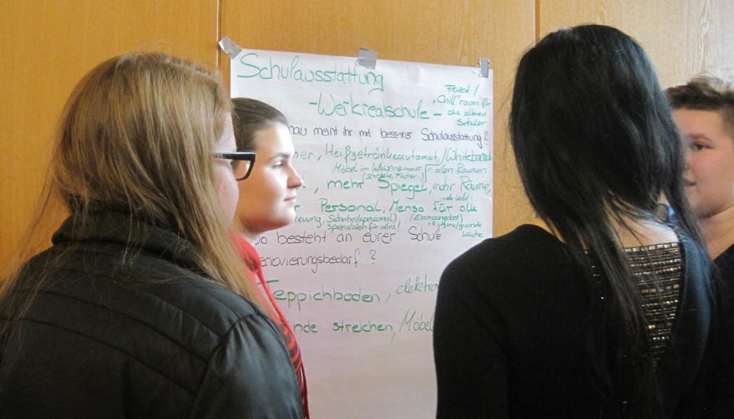 Jugendversammlung: Was passiert mit den Ergebnissen?