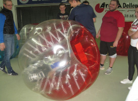 Bubble -Soccer