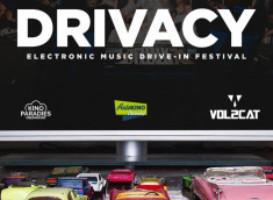 Drivacy – Elektromusic -Drive -in- festival